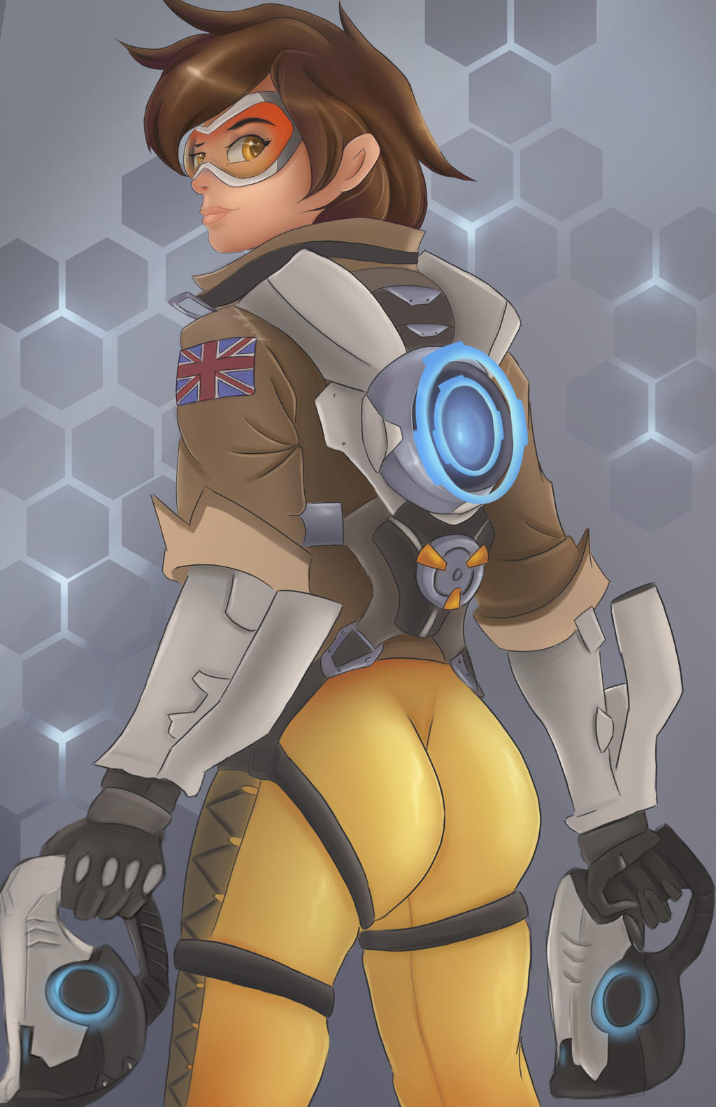 tracer booty