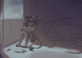 <b>Watching The Rain</b><br><i>Ardail</i>