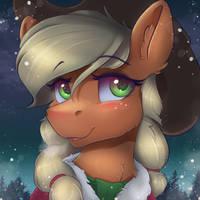 Winter AJ by Ardail