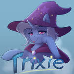 Trixie Badge