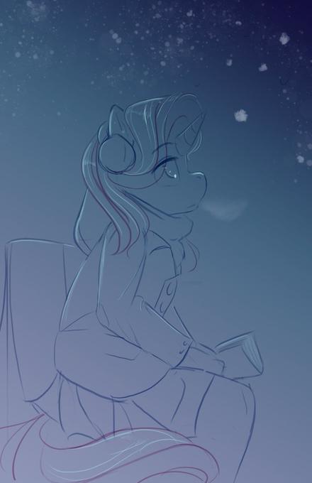 A quiet night WIP