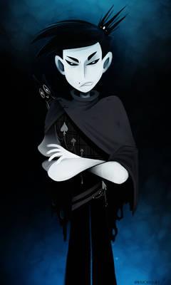 Prince of Spades