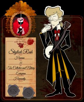 VdM - Shylock Rush