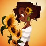 My sunflower