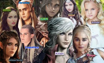 Elves    favourites by EmilyssiaDralynn on DeviantArt