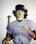 Baseball Fury by ralphenstein