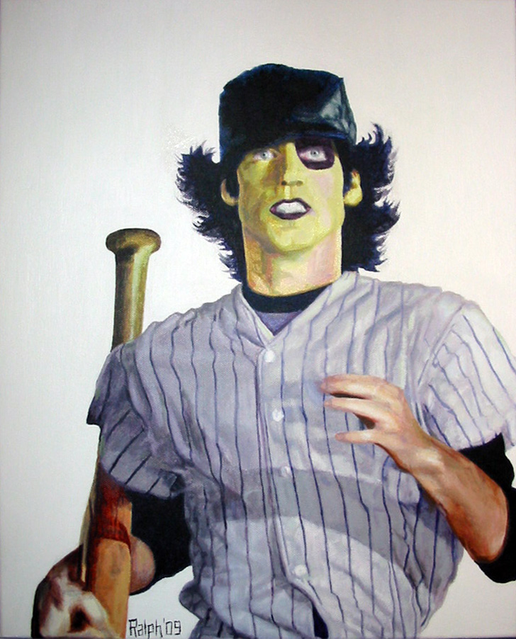 Baseball Fury By Ralphenstein On Deviantart