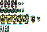 Void enemy sprite sheet