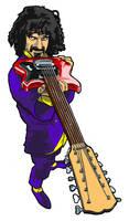 Zappa by ralphenstein