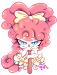 ::COMM:: chibi Charlie by Marychic
