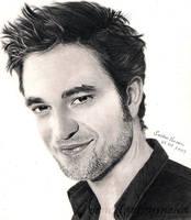 Robert Pattinson by artmapassion