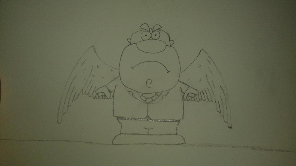 Supernatural Angel by Hartgirl906