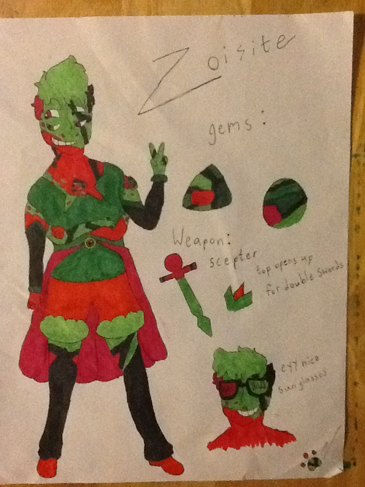 wuss poppin christmas watermelone by Snowflake-the-Cat