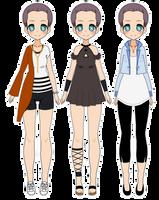 Kisekae   Random Outfits [Exports!] by teto414