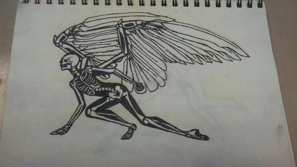 Angel's Soul by SnakeMouth