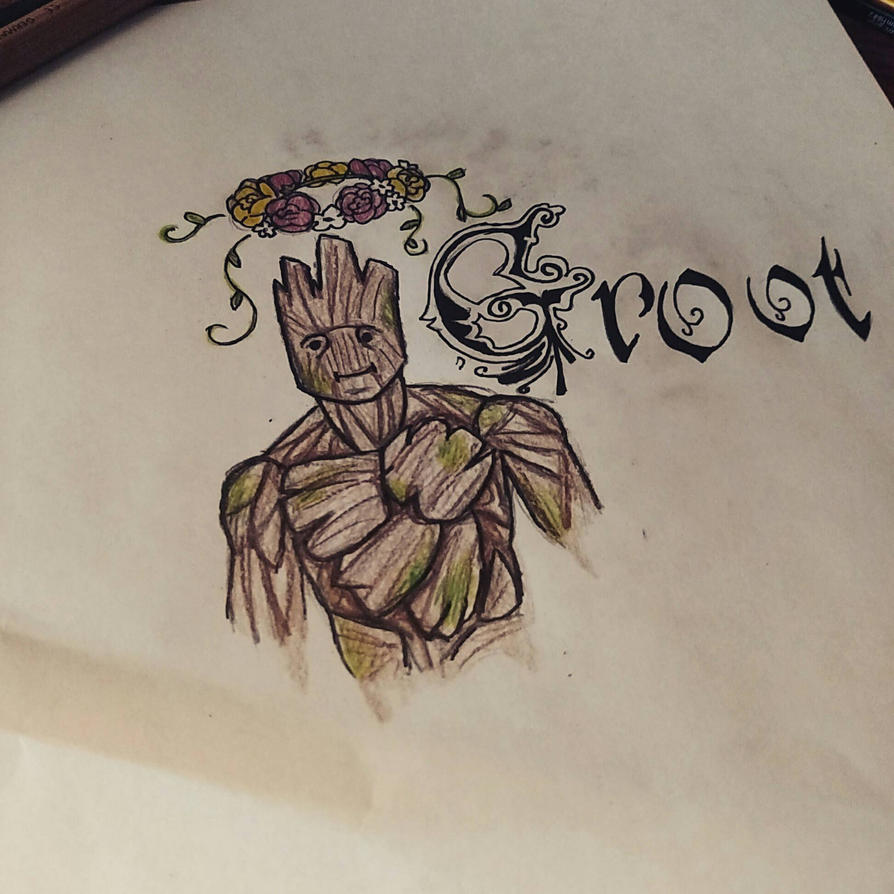 Groot by SnakeMouth