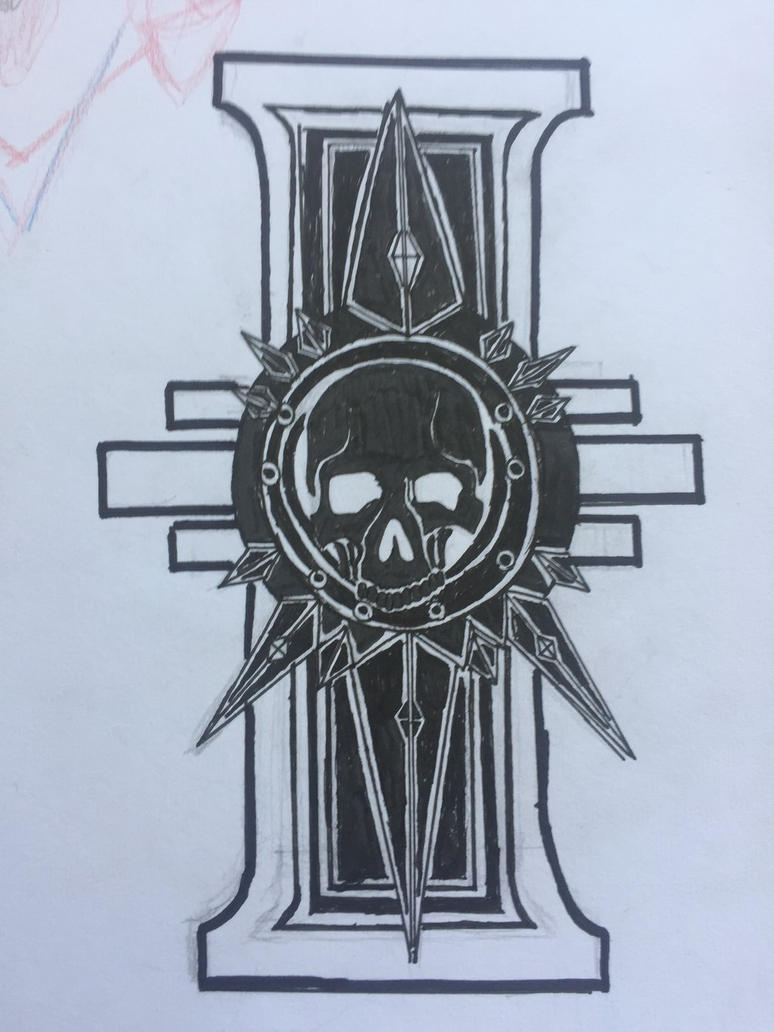 Ravenor's seal by BasementLord
