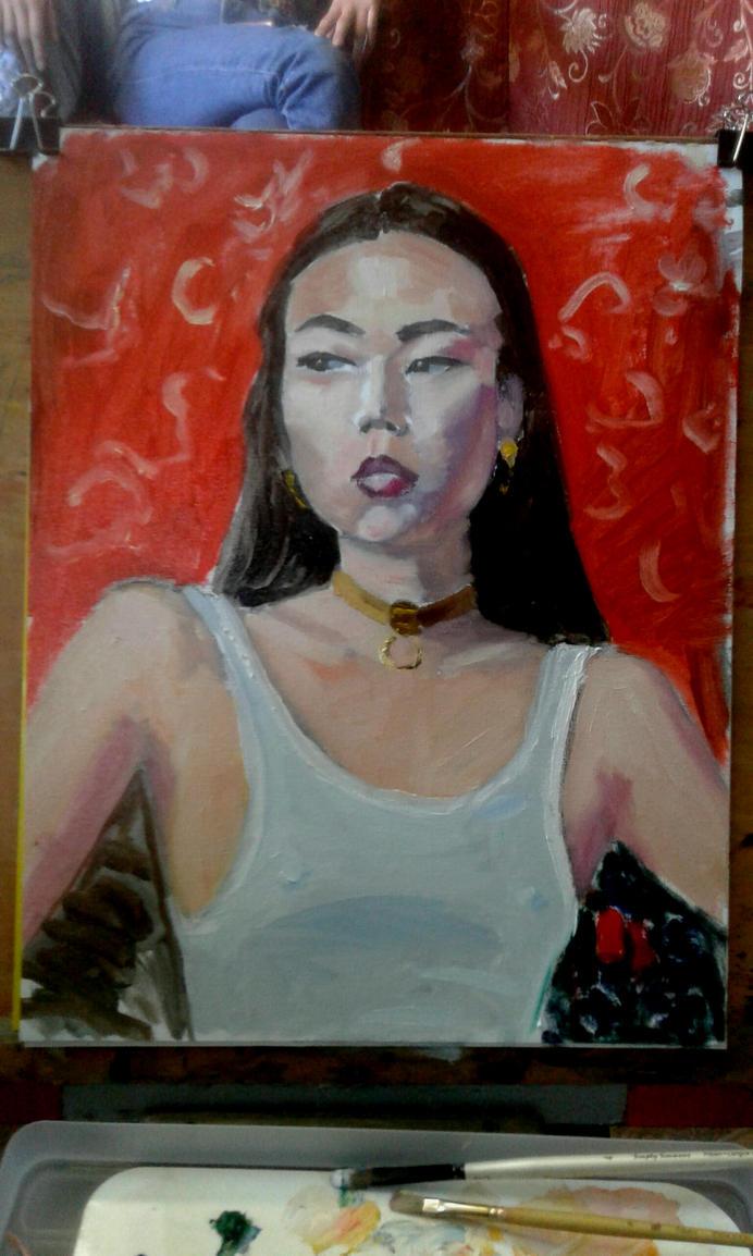 Julia by HaoleGuy