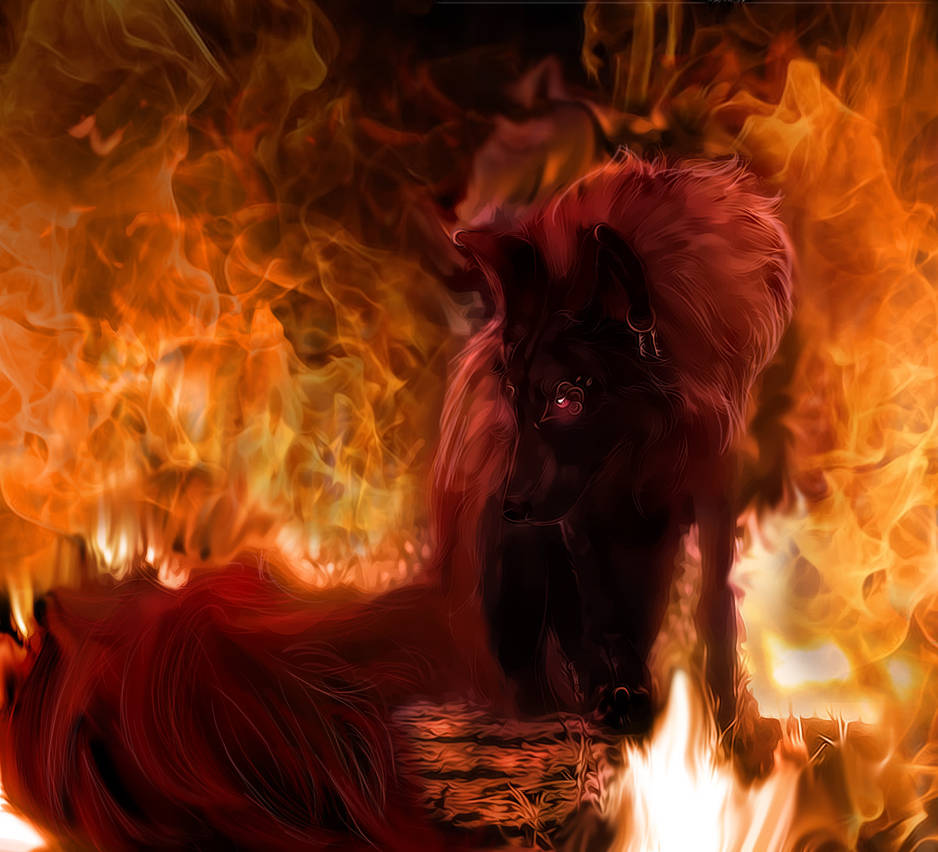 Fire by Lunicea