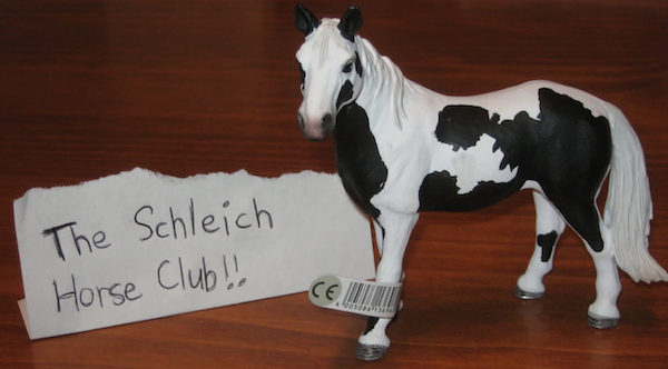Schleich Horse #1 by AuthenticCowgirl
