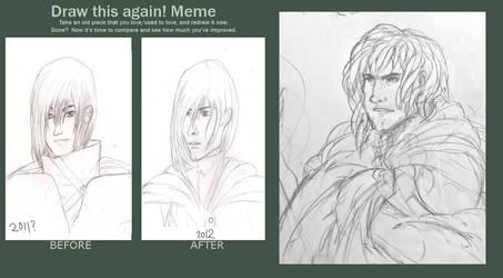 Draw this Again! Meme -Gabriel- 2018 Update