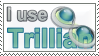 I use Trillian by Supuhstar