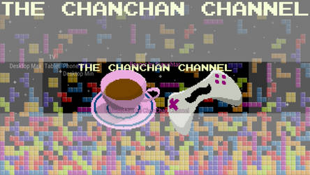 YouTube Banner - The ChanChan Channel