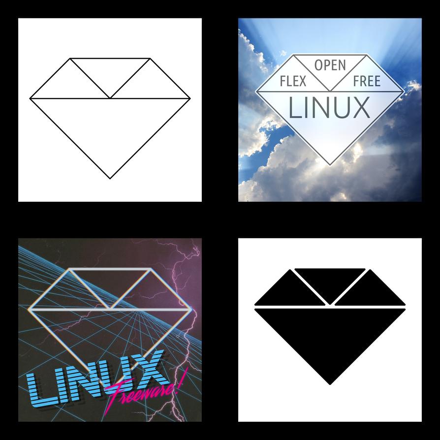 Crazy Idea: Linux Logo Redesign by Supuhstar