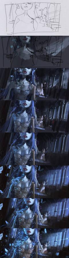 Blue - Steps