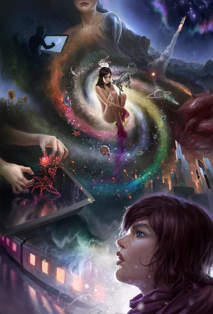 Inner Universe by algenpfleger