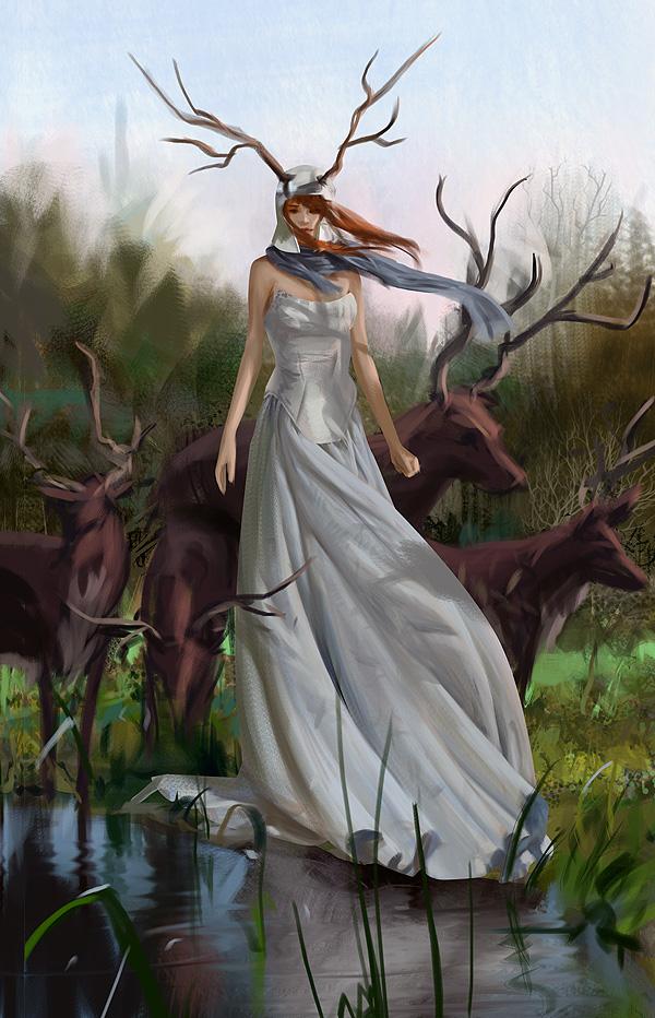 Deer You by algenpfleger