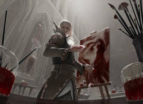 MtG: Blood Artist