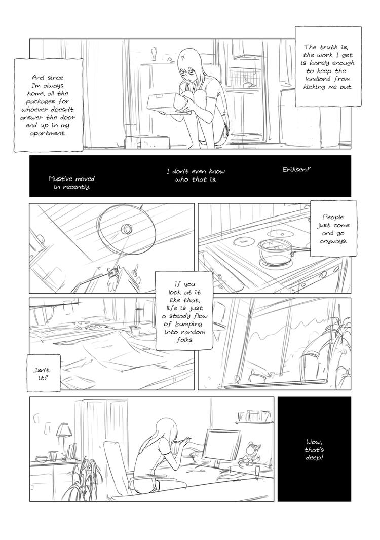 Parcel (unfinished) - Page 4/28 by algenpfleger