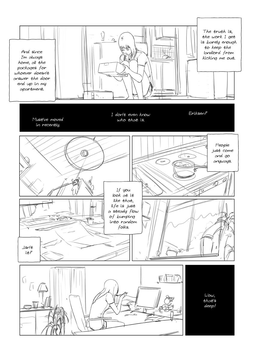 Parcel (unfinished) - Page 4/28 by algenpfleger