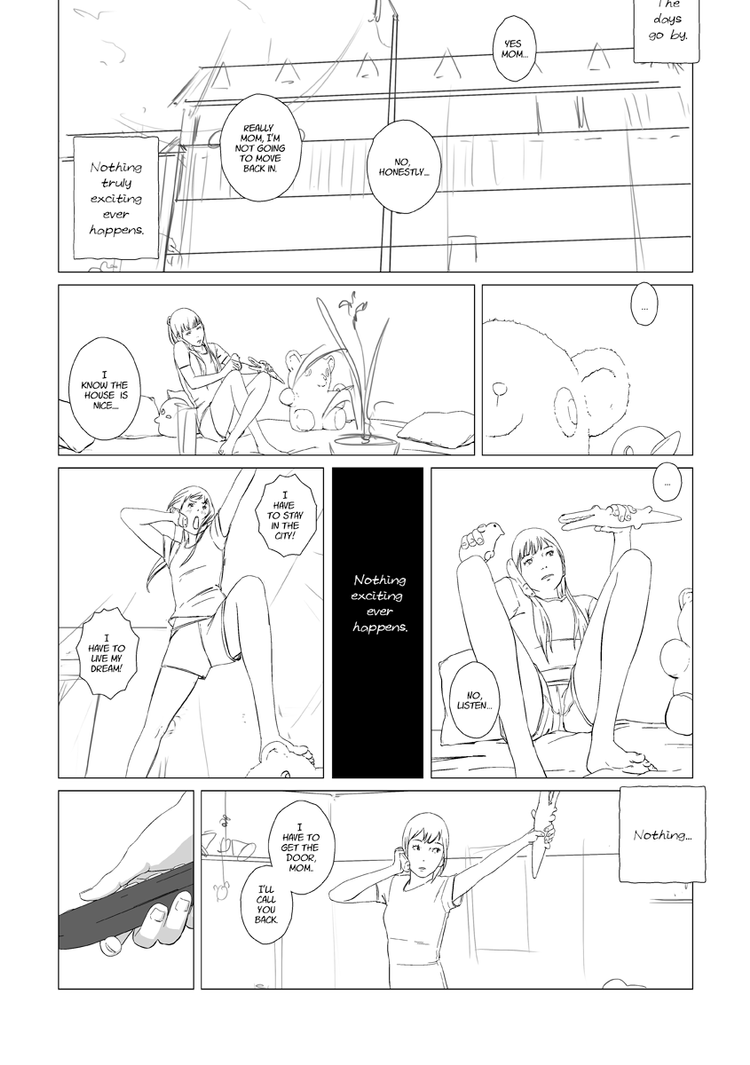 Parcel (unfinished) - Page 5/28 by algenpfleger