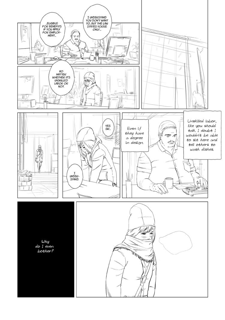 Parcel (unfinished) - Page 8/28 by algenpfleger