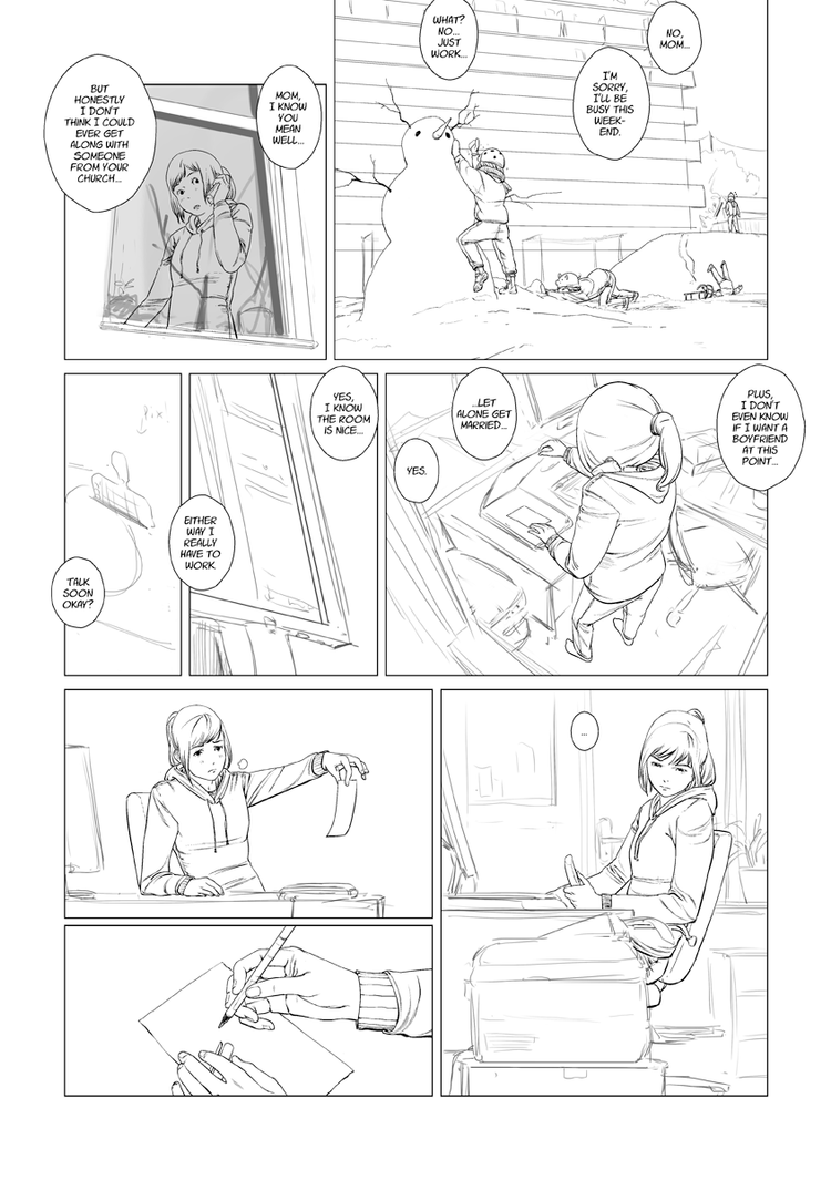 Parcel (unfinished) - Page 14/28 by algenpfleger