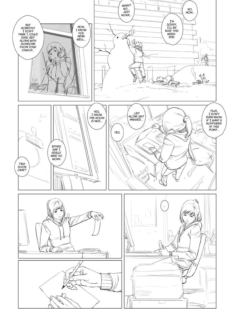 Parcel (unfinished) - Page 14/28 by algenpfleger