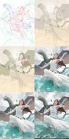 Princess of Atlantis 2 - Steps by algenpfleger