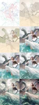 Princess of Atlantis 2 - Steps