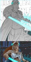 Athena - Awakening - Steps