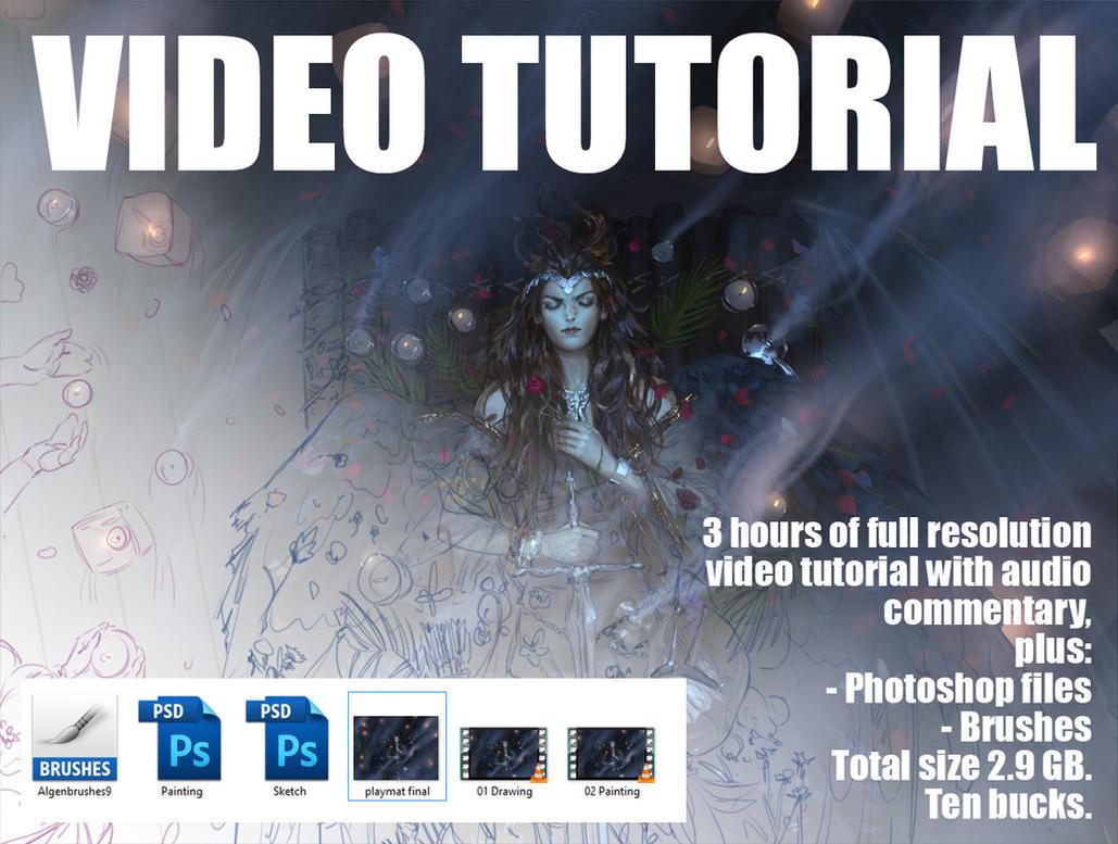 Video tutorial by algenpfleger