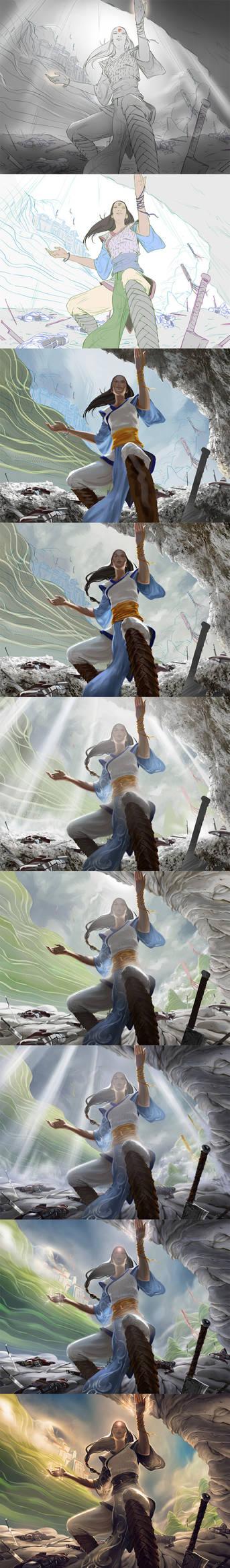 Soulfire Grand Master - steps