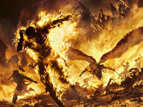 MtG: Fiery Temper