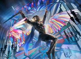 MtG: On Serra's Wings