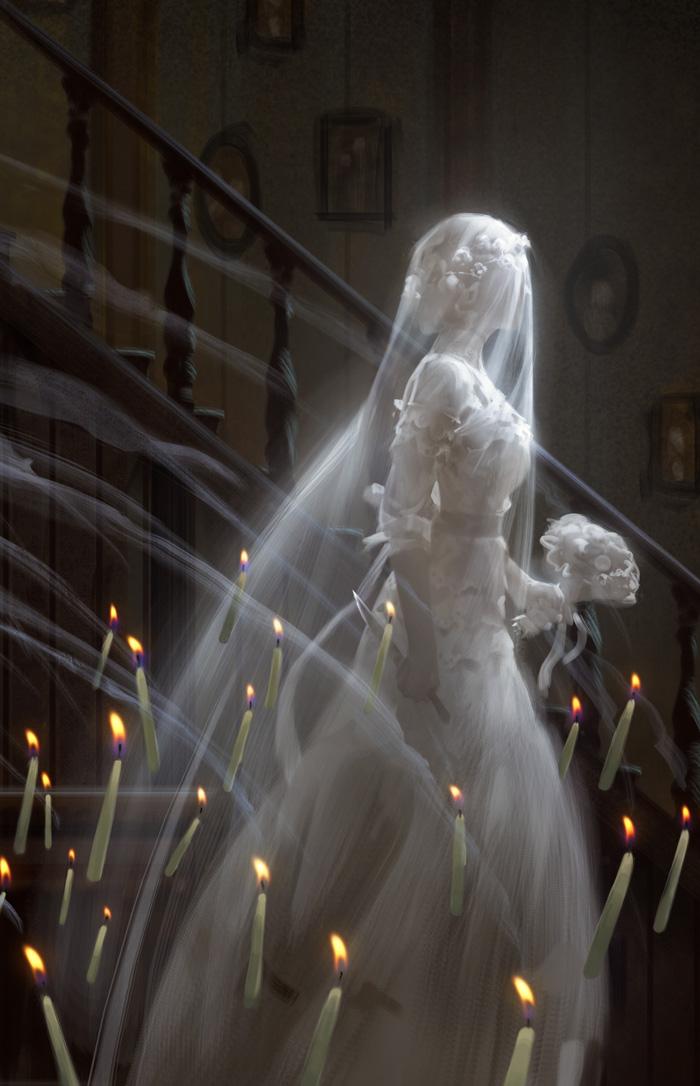 Spooky Spirit by algenpfleger