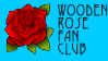 Wooden Rose Fan Club by BillMeahan