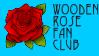 Wooden Rose Fan Club by BillMeahan