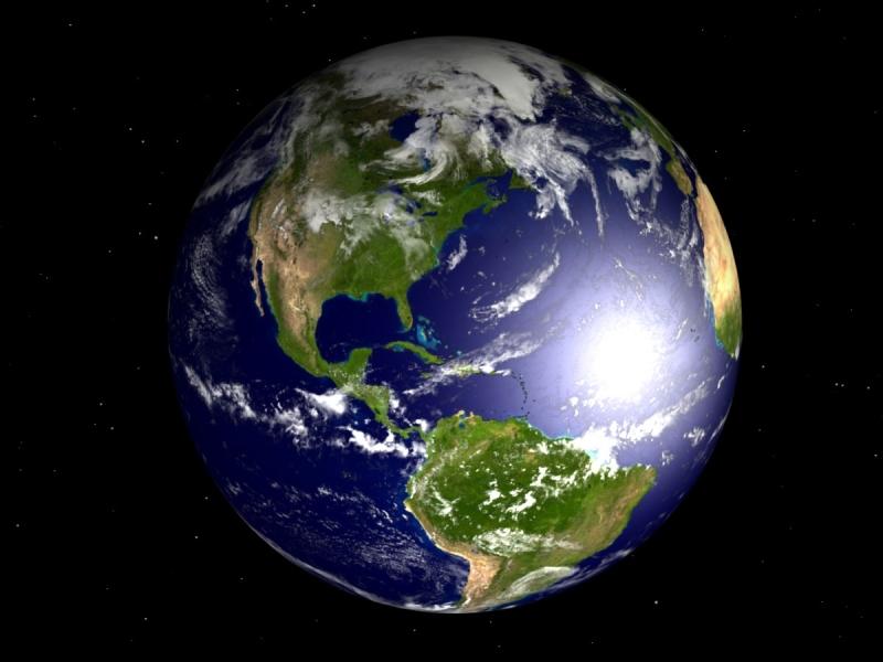 planet earth net worth
