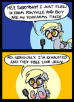 Derpy Does Standup